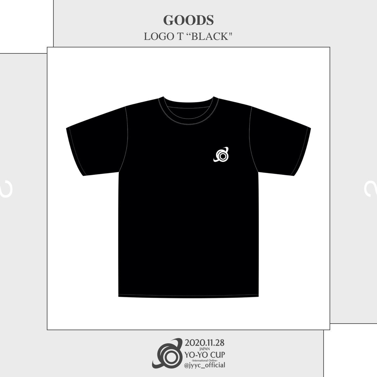 "LOGO T ""BLACK"""