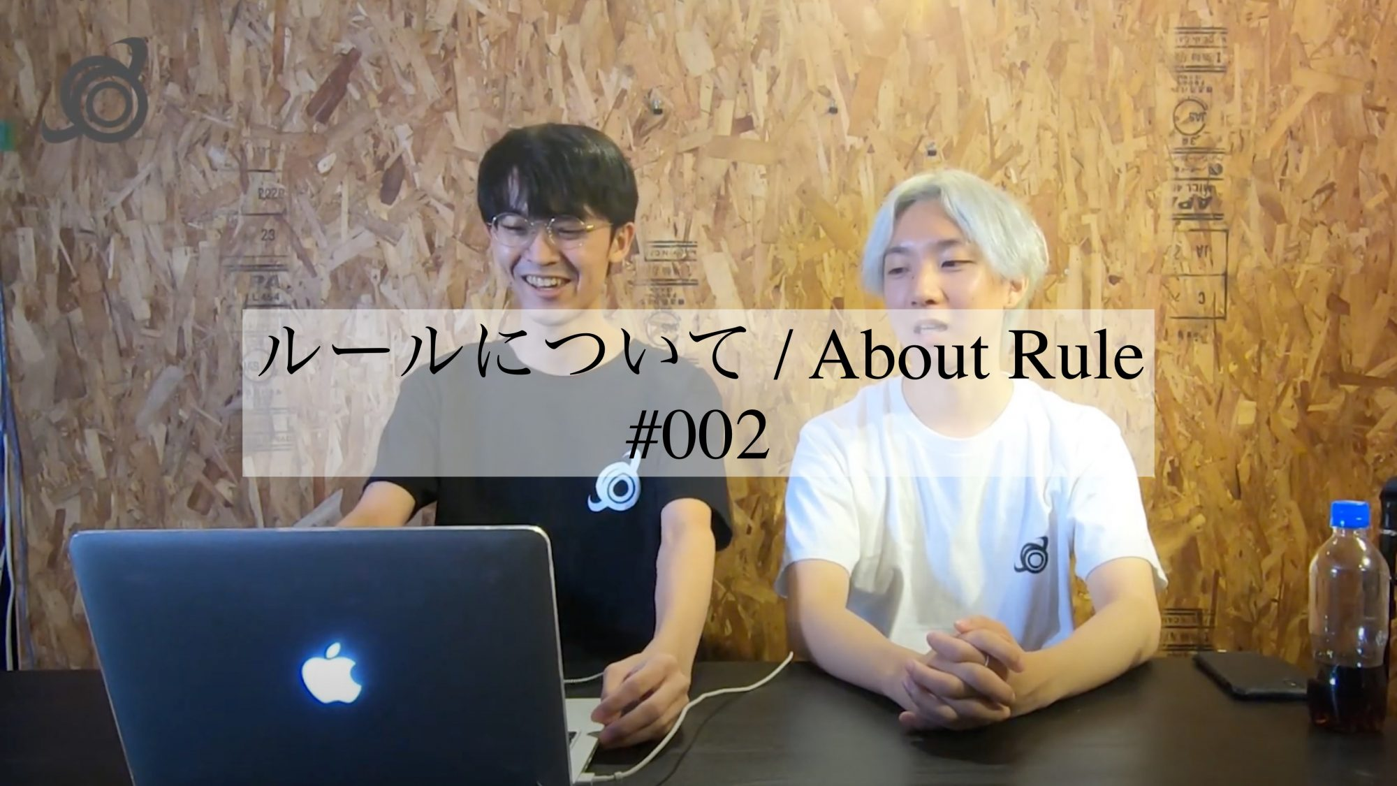 """#JYYCIO YouTube Channel """"ルールについて / About Rule #002"""""""